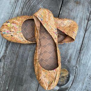 Lucky Brand Shoes - Lucky Brand cork flats